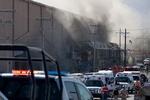 На кондитерской фабрике в Мексике взорвался котел: десятки раненых