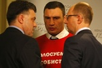 Лидеры оппозиции прокомментировали выдвижение Кличко в президенты
