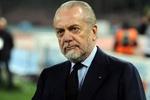 """Президент """"Наполи"""" предлагает создать новый еврокубок - по 5 команд из пяти чемпионатов"""