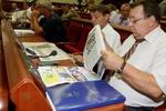 Донецких депутатов накажут за прогулы