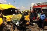 Подробности ДТП с маршруткой и грузовиком в Одесской области: пассажиров вырезали из салона