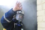 Киевский бездомный чуть не сжег подвал жилого дома