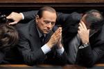 Партия Берлускони сменила название