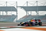 Феттель выиграл все три тренировки перед Гран-при Индии