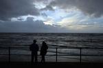 На Британию надвигается сильнейший ураган