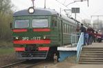 В Харьковской области девочке зажало ногу в электричке