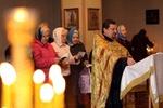 За освобождение Маркова помолились прихожане одесской церкви