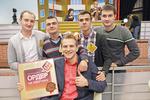В лотерее «ХТО ТАМ» молодой житель киевской области выиграл 366-ую квартиру