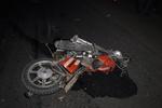 В Тернопольской области мотоцикл столкнулся с фурой: двое погибших