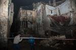 """В Одессе обрушился дом в """"Климовском квартале"""""""
