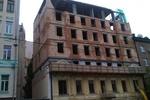 Старинный дом в центре Киева превратили в многоэтажку