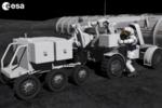 ESA представило концепты луноходов будущего