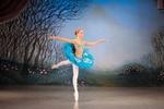 Маленькую украинку признали одной из лучших балерин в мире