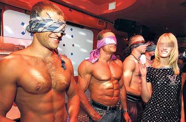 Стриптиз мужской бары