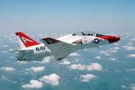 Учебный самолет ВМС разбился в США