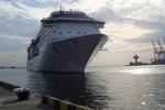 Гости Одесского порта: шикарные лайнеры и парусные яхты