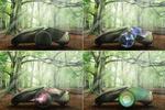 Автомобиль- хамелеон от Toyota меняет цвет по настроению