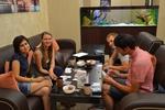 В Харькове за копейки угощают кофе, гренками и делятся Wi-Fi