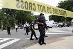 В столице США неизвестный расстрелял прохожих на автобусной остановке