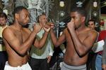 Кубинский боксер напал на своего коллегу с мачете