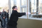 Вице-премьер-министр Бойко рассказал одесситам, почему ушел Костусев