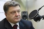 Порошенко раскритиковал российское телевидение за унижение Януковича