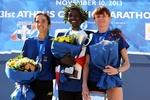 Украинка заняла второе место из 17 тысяч участников классического марафона