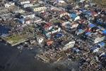 На Филиппинах из-за тайфуна введен режим национального бедствия