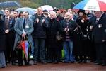 В Британии сотни людей пришли на похороны одинокого ветерана