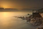 Крым окутает туман и засыплет снегом