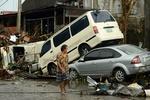 На пострадавших от тайфуна Филиппинах произошло мощное землетрясение