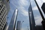 В Нью-Йорке на месте башен-близнецов открылся первый небоскреб