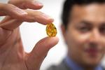 Крупнейший в мире оранжевый бриллиант ушел с молотка за $31,5 млн