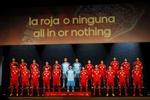 Испания на ЧМ-2014 сыграет в красно-золотом