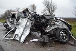 В Харьковской области авария унесла жизни трех человек