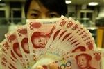 Китайский молодожен подарил невесте центнер денег на счастье
