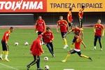 Онлайн видеотрансляция матча плей-офф Греция - Румыния
