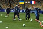 Где смотреть матч Украина - Франция