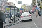 На подземный торговый центр в Киеве может рухнуть тротуар