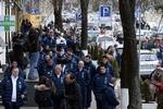 Как французские футболисты по Киеву разгуливали