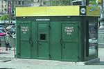Киевские туалеты станут похожими на киоски