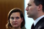 США вступили в борьбу за Украину между Россией и Евросоюзом