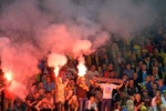 Фаны пикетировали ФФУ перед матчем Украина - Франция