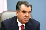 Глава Таджикистана в четвертый раз произнес клятву президента