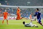 Голландия не смогла обыграть Японию