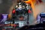 Феттель выиграл квалификацию Гран-при США