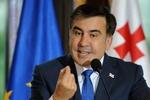 Саакашвили подарил грузинам музыкальный клип со своим участием