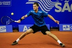 Александр Недовесов не смог выйти в финал Итогового турнира