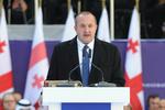 Власти Грузии отказались от пышной церемонии инаугурации президента