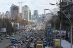 Крупнейшая пробка недели парализовала несколько крупных дорог